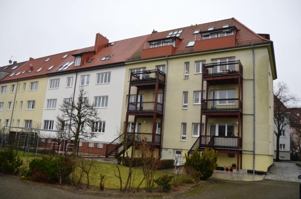 KEINE KÄUFERPROVISION! Dachgeschosswohnung in Warnemünde – Immobilienliebling.de, 18119 Rostock / Warnemünde (Ortsamt 1), Dachgeschosswohnung