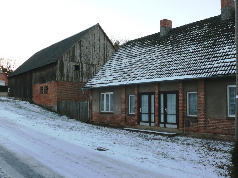 Gönnen Sie sich Ihr Wohn-und Lebensgefühl auf ca. 4000 m² Grundstück!, 18239 Satow / Gerdshagen, Doppelhaushälfte
