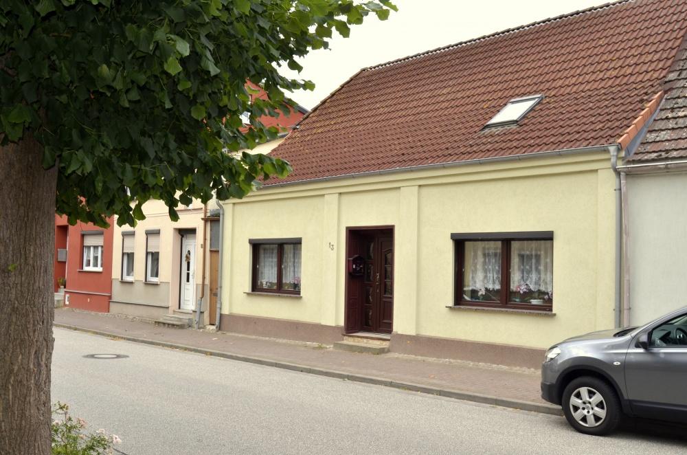 Gemütliches Stadthaus mit interessanten Zukunftsperspektiven! www.immobilienliebling.de, 18258 Schwaan, Einfamilienhaus