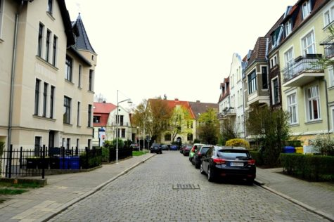 Mehrfamilienhaus mit 6 Wohnungen im Bahnhofsviertel von Rostock, 18055 Rostock, Mehrfamilienhaus