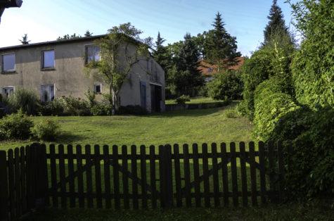 Das Baugrundstück in Sildemow in zweiter Reihe., 18059 Sildemow, Wohnen