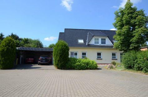 Das großzügige Haus für Generationen–Zweifamilienhaus mit 2 separaten Wohnungen., 18236 Kröpelin, Einfamilienhaus