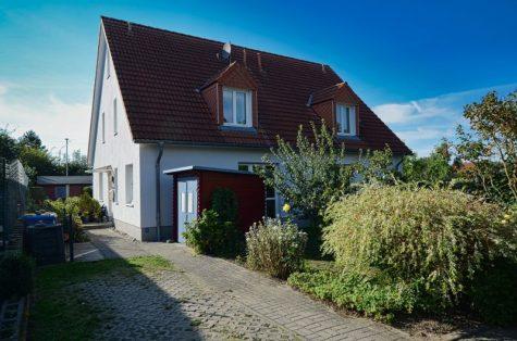Provisionsfrei für Käufer | gemütliche Doppelhaushälfte | 10 Minuten bis zur Ostsee, 18209 Reddelich, Doppelhaushälfte